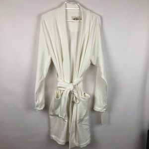 UGG Braelyn Robe Cream  Medium  NWT